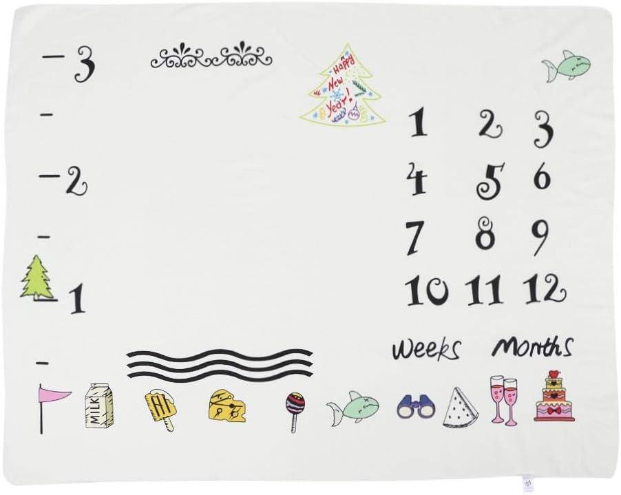 #10 Fond mensuel de photographie de couverture de b/éb/é mensuelle fond meilleur cadeau de douche pour les gar/çons et les filles nouveau-n/és