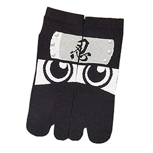 Japanese Style Kimono Sandal Split Toe Tabi Ninja Geta Socks ...