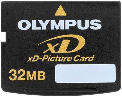 Amazon.com: Olympus xD Picture Card de 32 MB: Electronics