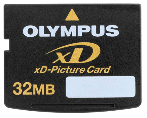 Olympus 32 MB xD Picture Card by Olympus