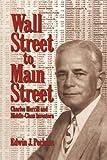 Wall Street to Main Street, Edwin J. Perkins, 0521027799