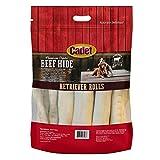 Cadet Rawhide Retriever Rolls, 100% Beef Rawhide