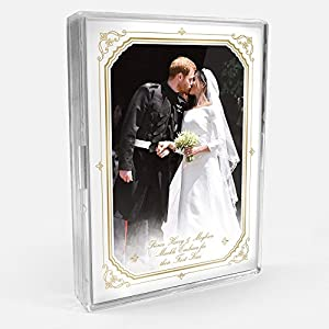2018 TOPPS ON DEMAND ROYAL WEDDING PRINCE HARRY & MEGHAN MARKLE COMPLETE 20 CARD COMMEMORATIVE SET