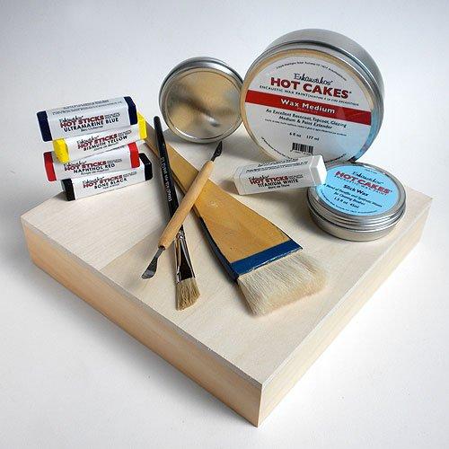 Hot Sticks Colors & Tools Set