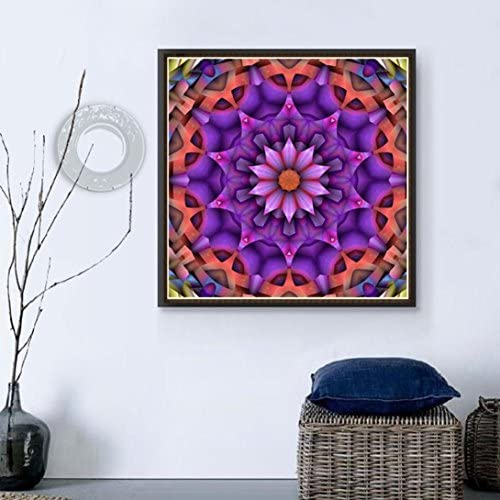 Pintura de diamantes 5D Full Taladro Mandala hágalo usted mismo Artesanía Taladro Completo Para Decoración De Habitación De Casa