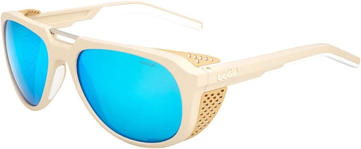 boll/é Cobalt Gafas de Sol Medium Matte Beige Adultos Unisex