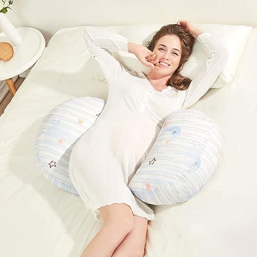 U Forma Almohada De Embarazo Y Maternidad - Cintura Soporte ...