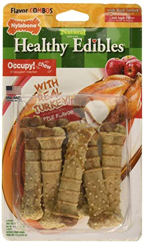 Nylabone Healthy Edibles Turkey Flavored product image