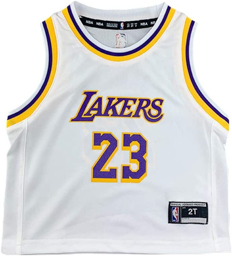 Amazon.com : Outerstuff Lebron James Los Angeles Lakers Toddler ...