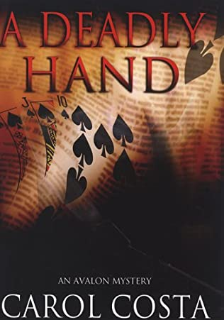 book cover of A Deadly Hand