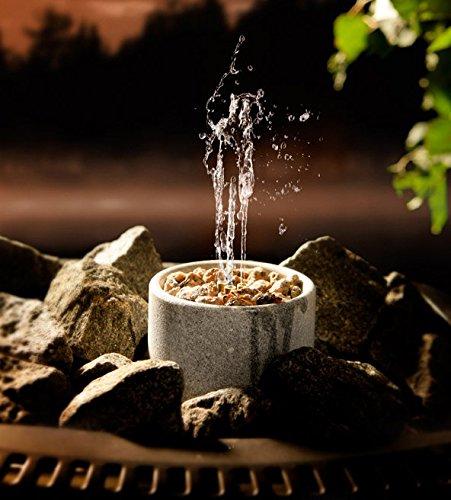 Hukka Sisukas Sauna Water Fountain