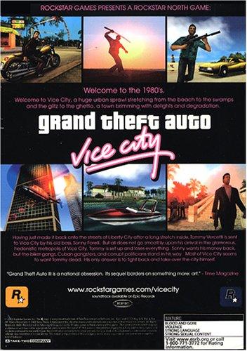 Amazon com: Grand Theft Auto: Vice City - PC: Video Games