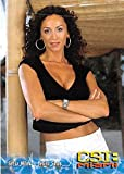 Sofia Milos as Yelina Salas trading card CSI Miami 2004#96