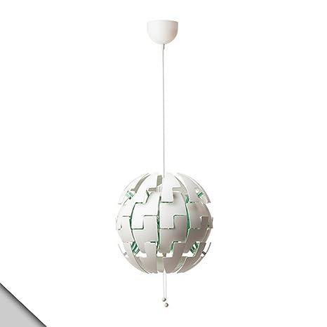 IKEA - IKEA PS 2014 lámpara de techo + bombilla E26: Amazon ...