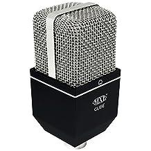MXL DRUM CUBE Drum Condenser Microphone (Black/Chrome)