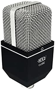 mxl cube condenser microphone for drums musical instruments. Black Bedroom Furniture Sets. Home Design Ideas