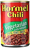 Hormel Vegetarian Chili with beans - 15 Ounce (Pack of 3)