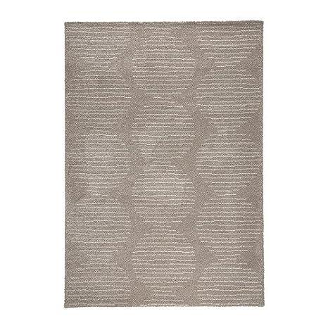 Ikea Lillerod - Tappeto a pelo alto, beige - 160 x 230 cm: Amazon.it ...