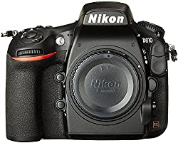 Image of the product Nikon D810 FX format that is listed on the catalogue brand of Nikon.