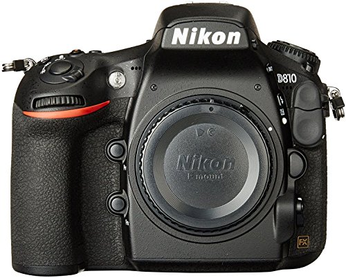 Nikon D810 Full Frame DSLR Camera