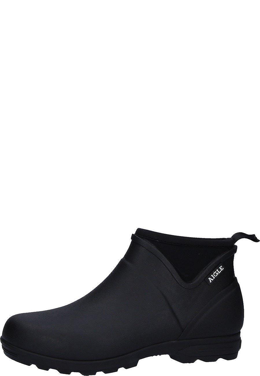 Aigle Unisex-Erwachsene Landfor Gummistiefel Black