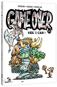 "Afficher ""Game over n° 11 Yes, I can!"""