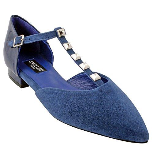 Exclusif Paris Gaia, Chaussures femme Ballerines