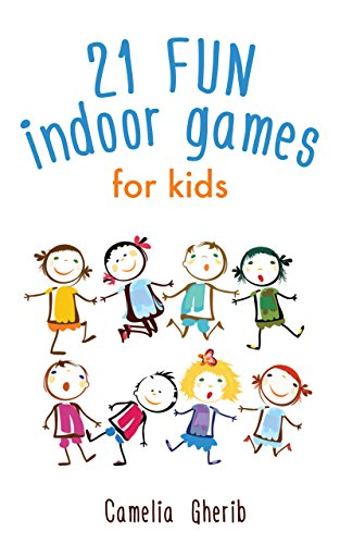 Indoor Games: 21 Fun Indoor Games for Kids