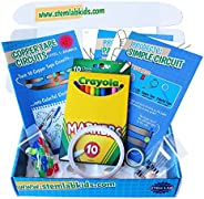 STEM Lab : Science,Engineering,Technology Kit Subscription Box for Kids 8-12 : Monthly STEM Pack