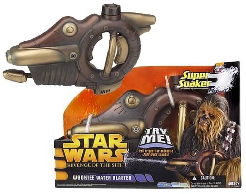 Super Soaker Star Wars Wookie Blaster Hasbro 52617