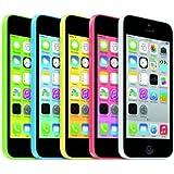 Apple iPhone 5/5S/5C - 6 protectores de pantalla con paño limpiador y tarjeta de aplicación
