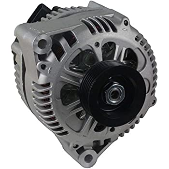NEW 110A ALTERNATOR FITS CHEVROLET CORVETTE 5.L 1998 1999 2000 10246634 A14VI21 AL8724X RM4221 439217 2541926
