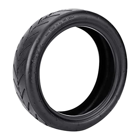 Ruedas de Neumáticos de para Xiaomi Eléctrico Scooter de Goma Durable Sólido Anti-Explosión Neumático de Repuesto Neumático Rueda Antideslizante para ...