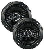 2) Kicker 43DSC504 D-Series 5.25'' 200W 2-Way 4-Ohm Car Audio Coaxial Speakers
