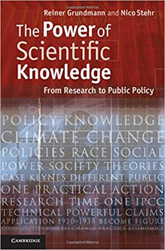 The Power of Scientific Knowledge: From Research to Public Policy