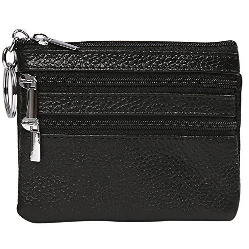 HDE Coin Purse Pocket Change Pouch Holder