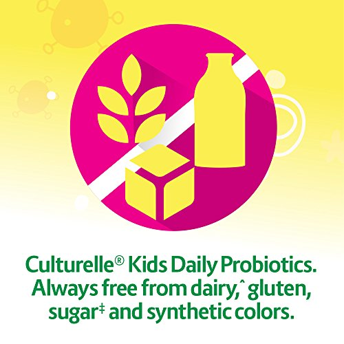 Culturelle Kids Packets Daily Probiotic Supplement | Helps Support a Healthy Immune & Digestive System* | For Children Age 1+ | #1 Pediatrician Recommended Brand | 30 Single Packets by Culturelle (Image #7)