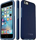 """OtterBox SYMMETRY SERIES Slim Case for Apple iPhone 6s & iPhone 6 (4.7"""") - Retail Packaging - BLUEBERRY"""