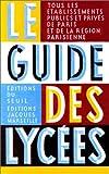 Image de Le guide des lycées
