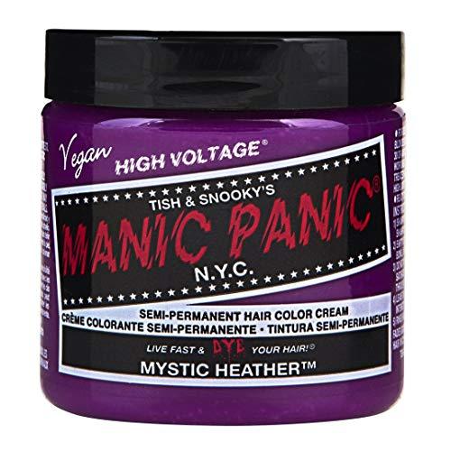 Manic Panic Classic Creme Hair Color Mystic Heather (Best Plum Hair Dye Uk)