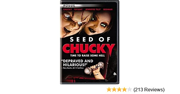 Amazon.com: Seed of Chucky: Jennifer Tilly, Brad Dourif, John Waters, Billy Boyd, Redman, Hannah Spearritt, Keith-Lee Castle, Steve West, Tony Gardner, ...