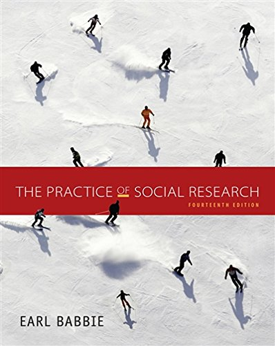 1305104943 - The Practice of Social Research