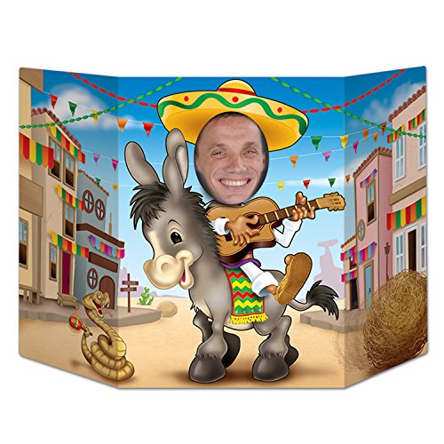Beistl 57977 Fiesta Photo Prop, 3' 1