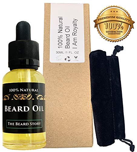 PREMIUM Natural Thicker Beard Grooming