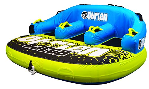 O'Brien Barcas 3 Towable Tube (Covered Towable)
