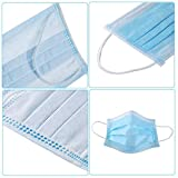 Disposable Respirator - 50Pcs