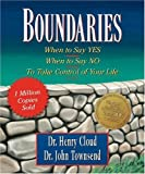Boundaries: When to Say Yes, When to Say No-To Take Control of Your Life, Miniature Edition