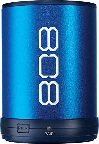 808 CANZ Bluetooth Wireless Speaker – Blue
