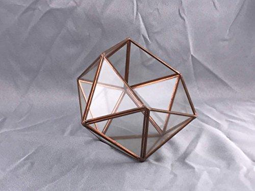 small glass ring box - 5