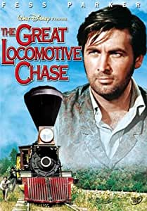 The Great Locomotive Chase (Bilingual)